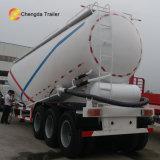 3 del árbol 50m3 Bulker del cemento del tanque del petrolero acoplado del carro semi para la venta