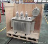 100kVA de olie Ondergedompelde Transformator van de Distributie met Onan