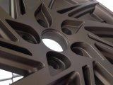 19X10 fließen, geschmiedete Legierungs-Aluminiumrad-Felge bildend