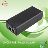 0,5 А Power Over Ethernet Gigabit Ethernet адаптер форсунки 48V для IP-камера