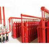 Qualidade elevada 90L IG541 Sistema de Supressão de Incêndio para a sala de transformadores