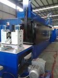 Chinesische Spitzenmarken-Plastikhaustier pp., das den Band-Brücke-Band-Extruder herstellt Maschine packt