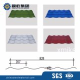 Gewölbte Dach-Fliese-Panels