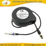 Einziehbares Bandspule-Extensions-Netzkabel des Kabel-Dyh-1606 für Mikrofon
