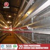 Автоматическая ферма куриных клеток для бройлеров и уровня