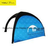 屋外4X4m 5X5m 6X6mのアーチのテントの膨脹可能なテントを現れなさい
