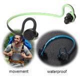De Hoofdtelefoons van Bluetooth met Hoofdtelefoons van het in-oor van Earbuds Sweatproof van de Sporten van de Microfoon de Draadloze Stereo