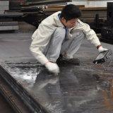 superfície de aço do preto da barra lisa de 9CrWMn O1 1.2510 laminada a alta temperatura