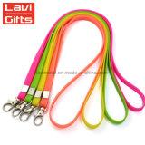 Cool строп предохранительного пояса Дизайн пользовательских красочные силиконового каучука строп предохранительного пояса