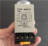 Potere di secondi di Ah3-3 220VAC 0-60 sul relè del temporizzatore di ritardo