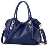PUの革女性の上のハンドル袋の学生かばんのハンドバッグのショルダー・バッグ