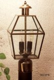 Post Top Lantern (6823)