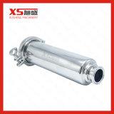 Acero inoxidable 304 DN50 filtro higiénico