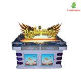 Máquina de juegos de la pesca del Shooting del hombre de las bolas de juego de los pescados del retén de la arcada