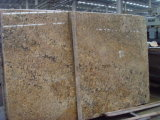 Золотой Persa гранитной полированной плиткой&слоев REST&место на кухонном столе