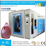 Máquina de molde do sopro da extrusão do frasco do detergente de lavanderia do HDPE