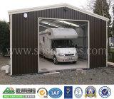 Garage del acero estructural