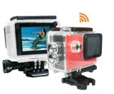 1.5 Zoll Ntk96660 WiFi 30fps 4k Extrem Sports die wasserdichte Vorgangs-Videokamera