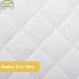 Ultra doucement imperméable à l'eau de la couverture ajustée par fibre en bambou de garniture de matelas de huche de rayonne