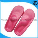 EVA adaptable colorida calza plantas del pie del hombre de la plantilla/de las mujeres