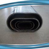 1.0mm 열간압연 탄소 타원형 강관
