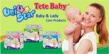 Couche-culotte somnolente molle en gros de bébé de Disposablel dans toutes les tailles avec la qualité