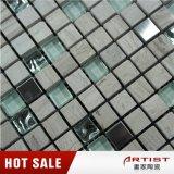 Mosaico material de la mezcla, vidrio cristalino de la mezcla de mármol y mosaico del metal