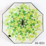 شعبيّة عكسيّة يعكس مطر مظلة خارج نقطة إيجابيّة - إلى أسفل يطوي سيارة مظلة [ك] مقبض