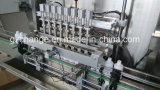 Машина завалки масла Enginee высокого качества с системой Servo мотора заполняя