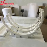 Aangepaste Plastic POM CNC die Delen machinaal bewerken