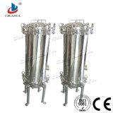 Cartuccia di filtro sanitaria Polished personalizzata alta qualità dall'acciaio inossidabile multi