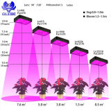 O diodo emissor de luz cresce luz Growing da planta cheia poderosa clara do espetro de 500W 600W