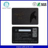 Cartão variável do PVC do código de Qr da boa qualidade
