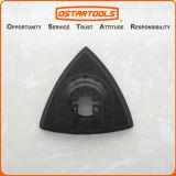 Gancho de leva triangular de las pistas que enarena y pista que enarena del bucle
