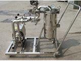 Greant 수용량 필터, 중대한 불순 물 및 기름 필터, 설탕 시럽 필터, 304 및 316는 포도주 제조자, 플랜트 기름 필터 바뀔, 수 있다