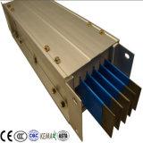 Horizontale die Elleboog Busduct in China wordt gemaakt