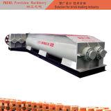 Automatickの生産ラインのための粘土の煉瓦倍シャフトのミキサーの押出機