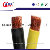 Fabricación de goma profesional del cable de la soldadura para Marchine