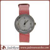 가죽 손목 시계 여자 가죽 시계