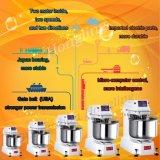 mezclador de pasta industrial de 50kg 130L para el equipo de la panadería (DM-130A-N)