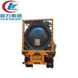 Contenedor de 40 pies del depósito de gas con el volumen opcional/contenedor cisterna para el GLP