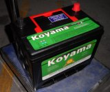 12V60ah SMF que enciende la batería 55D26r