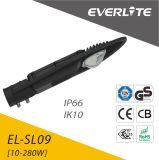 Luz de rua do diodo emissor de luz do bom desempenho 30W & luz de rua ao ar livre do diodo emissor de luz