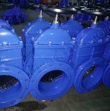 GOST Russie DIN type lourd PN16 Fonte Ductile Iron Gate du siège de soupape en caoutchouc