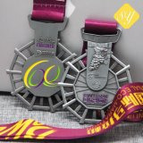 Supply High Quality Custom Logo Sport Race Carnival Medal with Ribbon