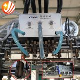 Máquina laminadora de cartón con las características de ahorro de pegamento