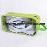 携帯用旅行ケースは靴のための袋の容器の記憶袋を運ぶ