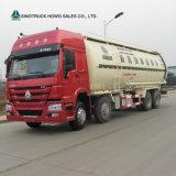 Camion all'ingrosso all'ingrosso asciutto del cemento di trasporto 40m3 di Poweder del cemento