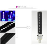 Lámpara LED UV de curado de gel Nail Tubo de luz LED Lámpara de 365+405nm