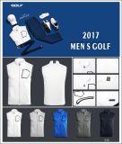 Gilets en gros d'homme de golf de sports de vêtement d'usine